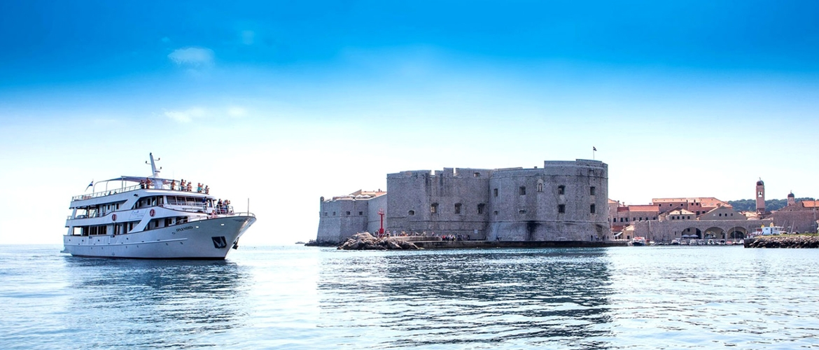undertake your own explorations of medieval towns located on South Dalmatian islands